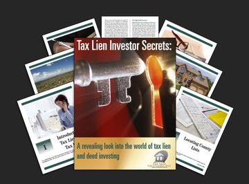 Tax Lien Investor Secrets eBook Series