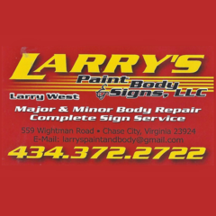 Larry's Paint, Body & Signs