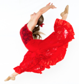 CHLOE STEIN: DANCER/ACRO TEACHER