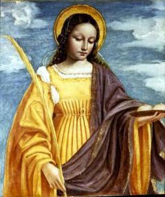 St Anthony of Padua