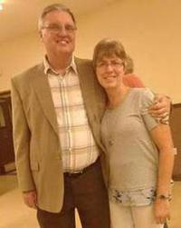 Pastor Mark & Valarie Montgomery