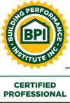 Building Performance Institute Certified