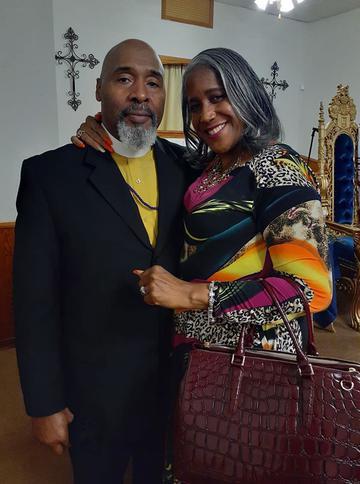 Bishop & Apostle Standfield
