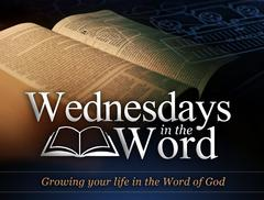 Wednesdays in the Word
