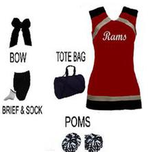 CHEER UNIFORM PACKAGE CHEAP