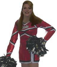 METALLIC DANCE CHEER UNIFORMS