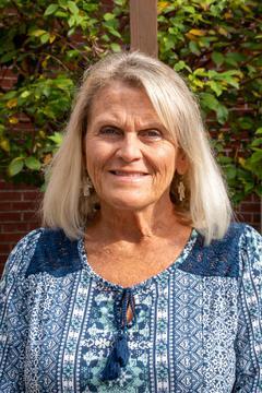 Financial Secretary - Barbara Tyson