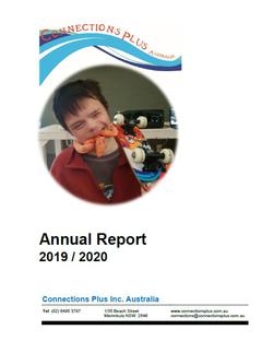 Download our latest Annual Report