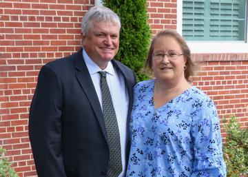 Senior Pastor - Michael Ritter