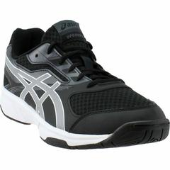 ASICS Upcourt 2 Mens Volleyball Sneakers Shoes Casual - Black
