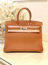 HERMES Birkin 35 Gold color with Togo Leather and Silver hardware New. HERMES Birkin 35 Gold color with Togo Leather US $13,500.00 best offer