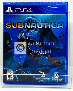 Subnautica - PS4 - Brand New | Factory Sealed | Prices: Buy 1 $23.99/ea, Buy 2 $22.79/ea, Buy 3 $22.31/ea