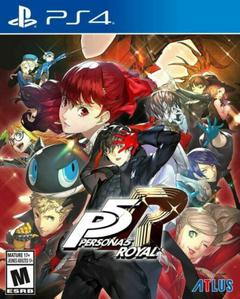 PERSONA 5 ROYAL (Playstation 4, PS4) - Standard Edition - BRAND NEW | Price: $29.90