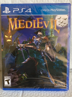 Medievil SONY PS4 BRAND NEW! | Price: $14.99