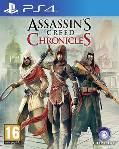 Assassins Creed Chronicles - PS4 PlayStation | Prices: Buy 1 $21.95/ea, Buy 2 $21.51/ea, Buy 3 $21.07/ea