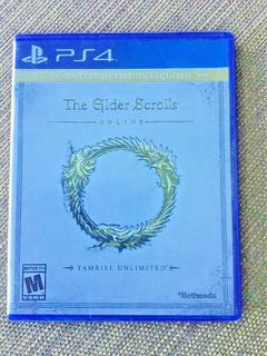 Elder Scrolls Tamriel Unlimited (PS4) NEW FACTORY SEALED! Skyrim Playstation 4 | Price: $8.95
