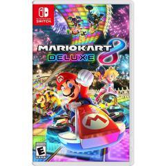 Mario Kart 8 Deluxe - Nintendo Switch   Current Price: $49.99