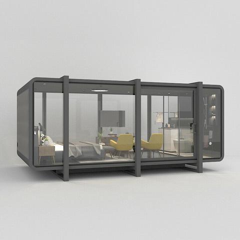Tiny House For Sale Order Via eBay South Beach Model 2 19'ft X 9'ft X 8'ft