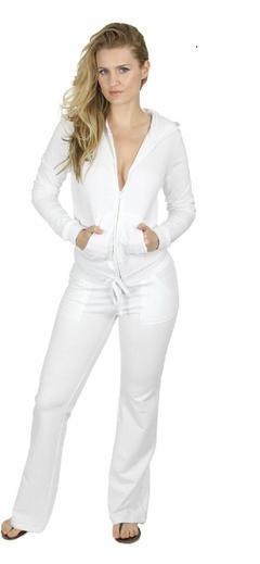 Women's 2 Piece Jogging Warm Up Suit Hoodie Zip Jacket eBay checkout
