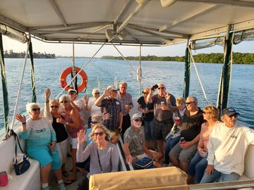 Island Pearl Private Sunset Cruise