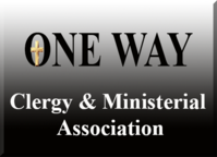 ONE WAY Clergy Ministerial Association
