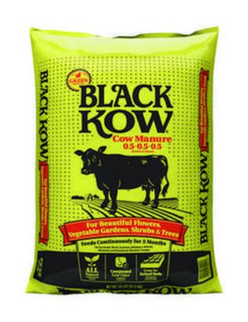 Black Kow Mature Manure