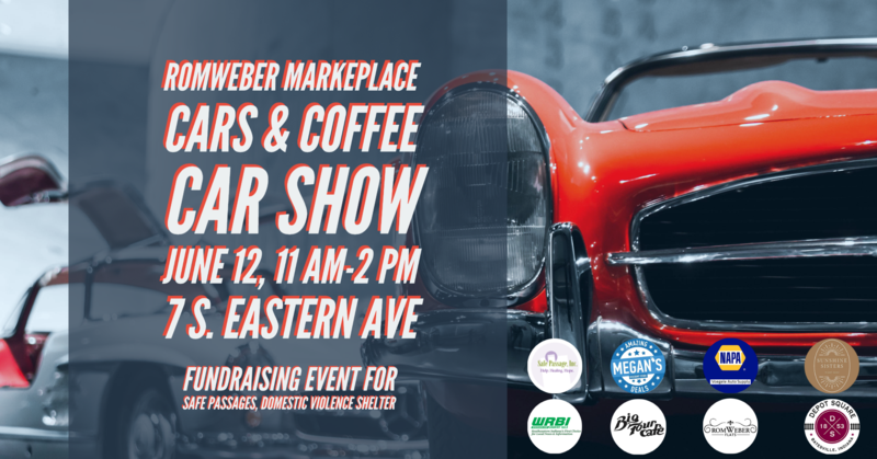 Calling all car enthusiasts and car clubs! Come show off your car at the Cars & Coffee Event on June 12th, from 11 AM to 2 PM!�  There will be cars for every taste - vintage cars, classic cars, sport cars, and the British Car Club will be showing off their import cars!�  Our newly paved parking lot will be the perfect place to show off your car. Be one of the FIRST 50 to register to pick your spot.