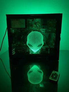 HUGE GAMING BUNDLE! 3D Alien Dell PC i5 GT1030 8GB 1TB RGB +MOUSE +KB +HEADSET!  $739.99