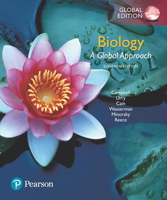 Campbell Biology by Minorsky, Cain, Reece $83.00