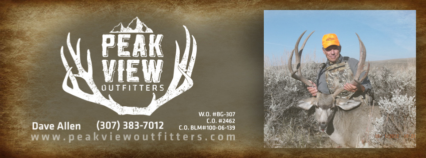 Peak View Outfitters - Hunting